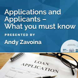 Applications and Applicants – What you must know.