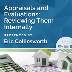 Appraisals and Evaluations: Reviewing Them Internally