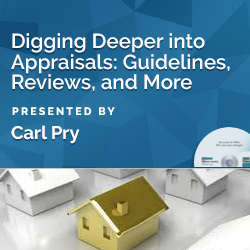 Digging Deeper into Appraisals: Guidelines, Reviews, and More