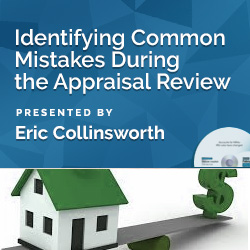 Identifying Common Mistakes During the Appraisal Review
