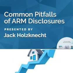 Common Pitfalls of ARM Disclosures