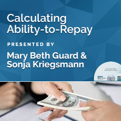 Calculating Ability-to-Repay