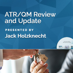 ATR/QM Review and Update