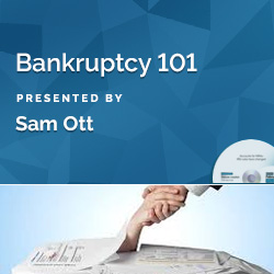 Bankruptcy 101 - Click Image to Close