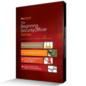 The Beginning Security Officer Series!
