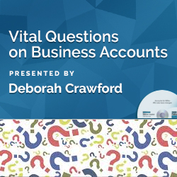 Vital Questions on Business Accounts