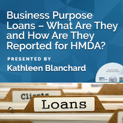 Business Purpose Loans – What Are They and How Are They Reported