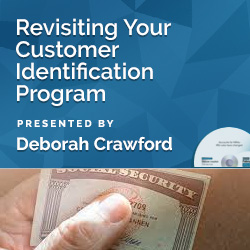 Revisiting Your Customer Identification Program