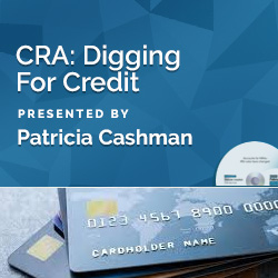 CRA: Digging For Credit
