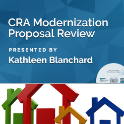 CRA Modernization Proposal Review