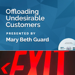 Offloading Undesirable Customers