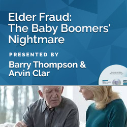 Elder Fraud: The Baby Boomers' Nightmare