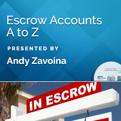 Escrow Accounts A to Z