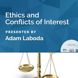 Ethics and Conflicts of Interest