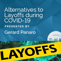 Alternatives to Layoffs during COVID-19
