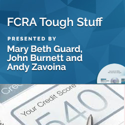 FCRA Tough Stuff