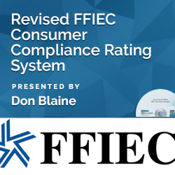 Revised FFIEC Consumer Compliance Rating System