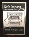 """FLOODED VAULT"" Disaster Recovery Manual (on CD)"