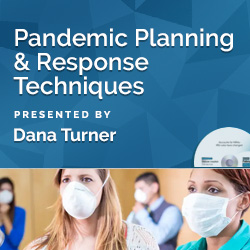 Pandemic Planning & Response Techniques