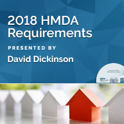 2018 HMDA Requirements