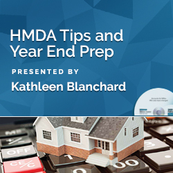 HMDA Tips and Year End Prep