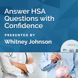 Answer HSA Questions with Confidence