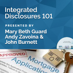 Integrated Disclosures 101