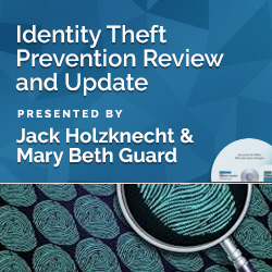 Identity Theft Prevention Review and Update