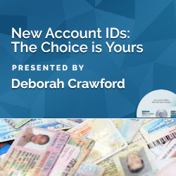 New Account IDs: The Choice is Yours