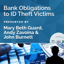 Bank Obligations to ID Theft Victims - Click Image to Close
