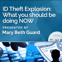 ID Theft Explosion: What you should be doing NOW