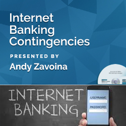 Internet Banking Contingencies