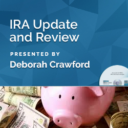 2020 IRA Update and Review