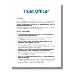Trust Officer - Click Image to Close