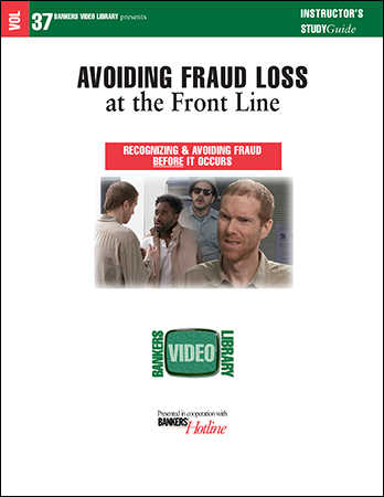 BVL Vol. 37: Avoiding Fraud Loss at the Front Line - Click Image to Close