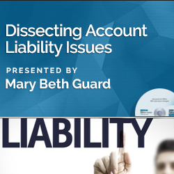 Dissecting Account Liability Issues