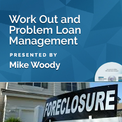 Work Out and Problem Loan Management