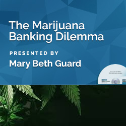The Marijuana Banking Dilemma