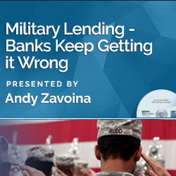 Attention - Military Lending