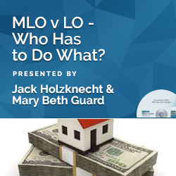 MLO v LO - Who Has to Do What?