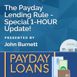 The Payday Lending Rule – Special 1-HOUR Update!