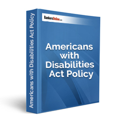 Americans with Disabilities Act Policy