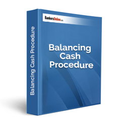 Balancing Cash Procedure