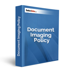Document Imaging Policy