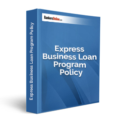 Express Business Loan Program Policy