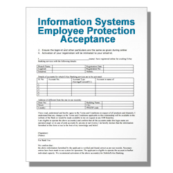 Information Systems Employee Protection Acceptance