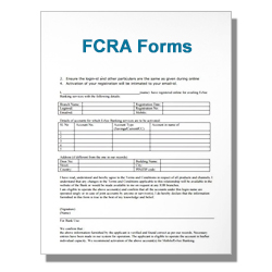 FCRA Forms