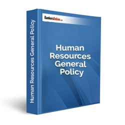 Human Resources General Policy