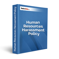 Human Resources Harassment Policy