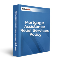 Mortgage Assistance Relief Services Policy